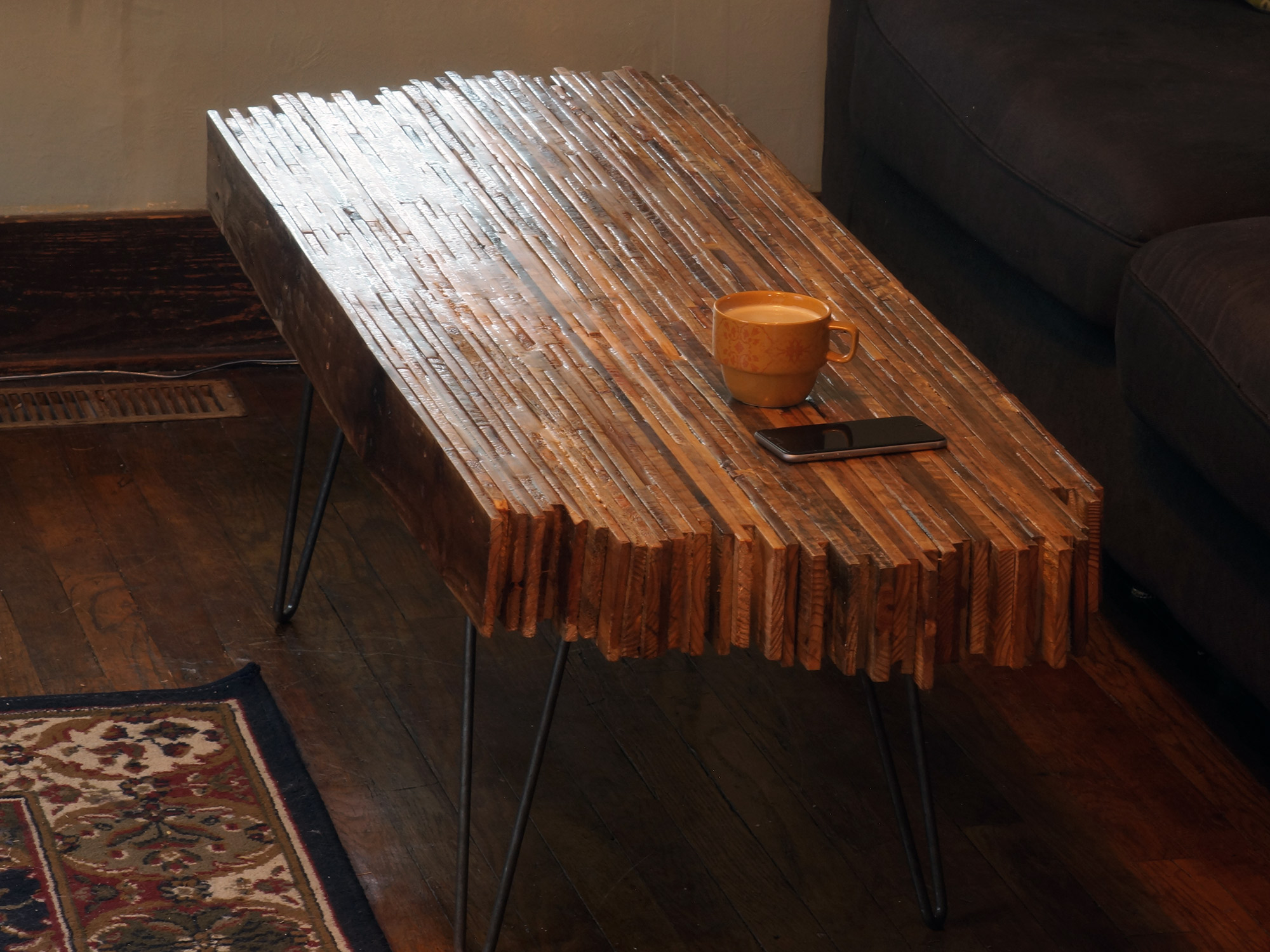 Diy Table With Pallets Diy Coffee Table Made Out Of Pallet Wood Dannix