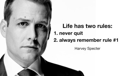 Harvey Specter Quotes | Happy Shappy