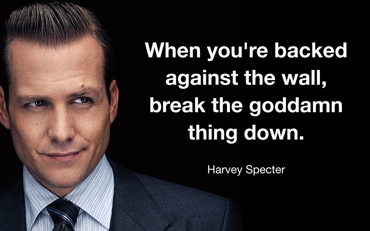 Suits Hd Wallpaper Quotes 21 Harvey Specter Quotes To Help You Win At Life And