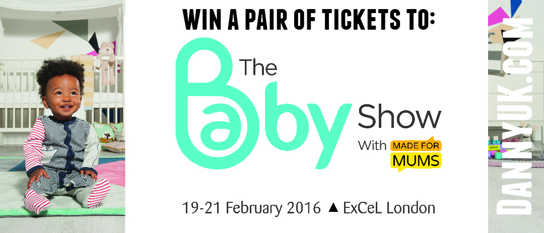 Giveaway: Win tickets to the Baby Show in ExCeL London