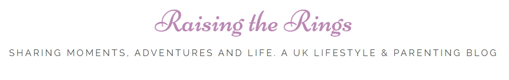 Raising the Rings blog header