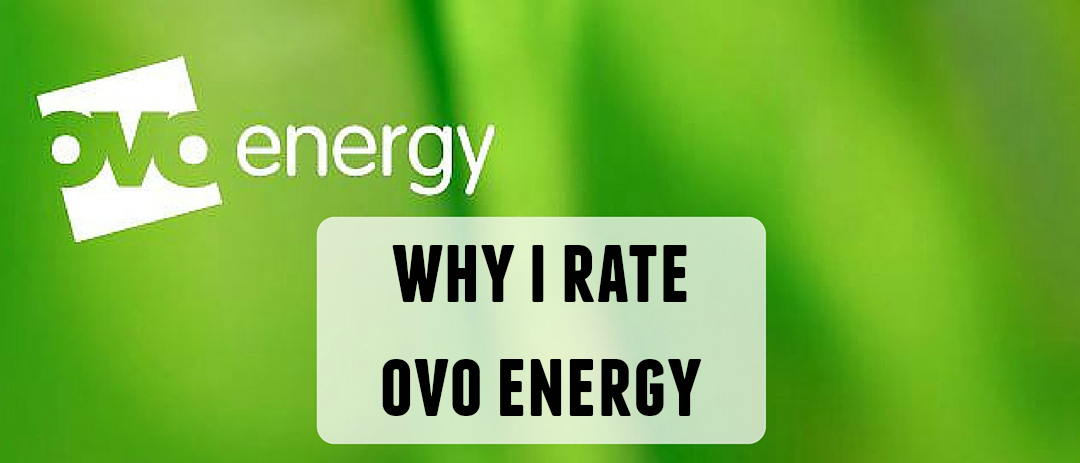 Switching to Ovo Energy – best energy suppliers