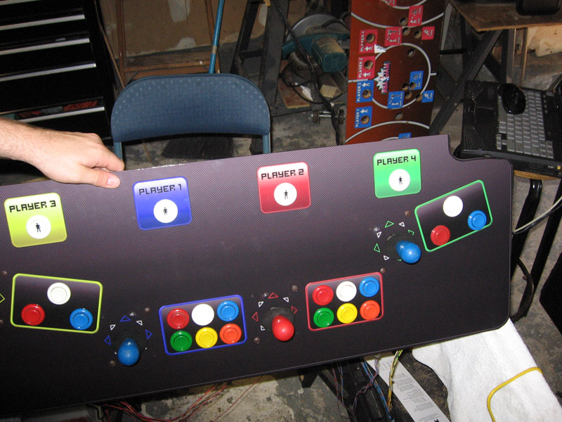 Danomite39s Mame Arcade Cabinet Documenting With Pictures