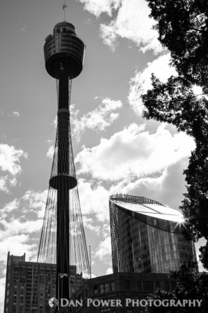 Centrepoint Tower - Street Photography
