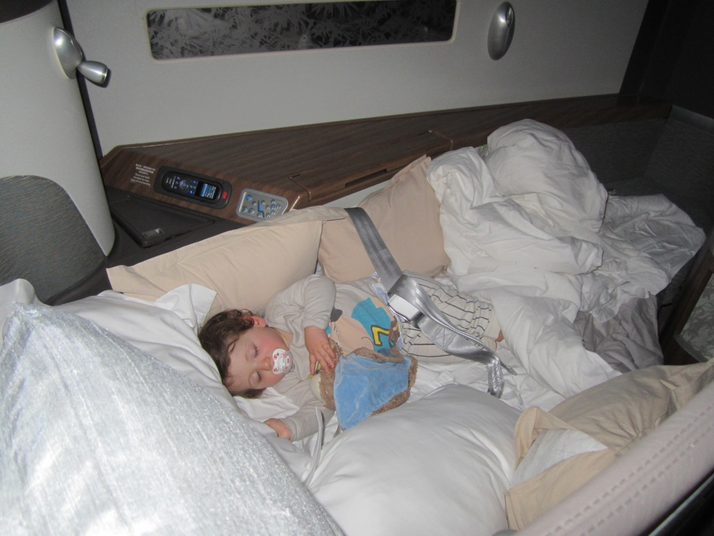 Baby Cot United Airlines Tips For Flying With An Infant 33 Flights Later And We Re