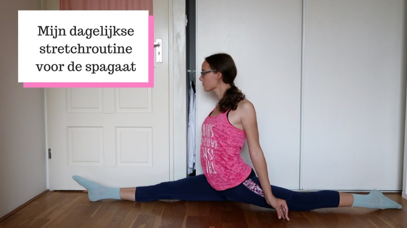 stretchroutine-spagaat