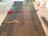 Hickory Hardwood Flooring Installation - Plantation Oaks