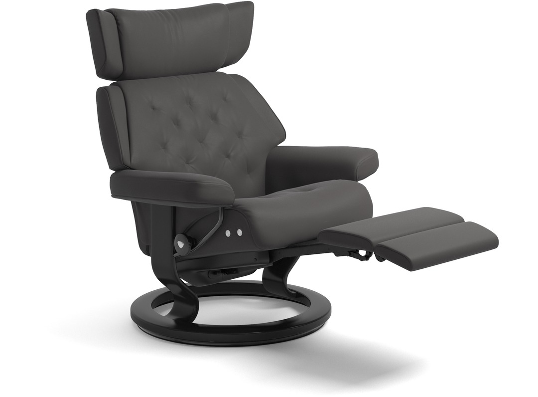 Stressless Nordic Legcomfort Stressless Skyline Leather Recliner Legcomfort