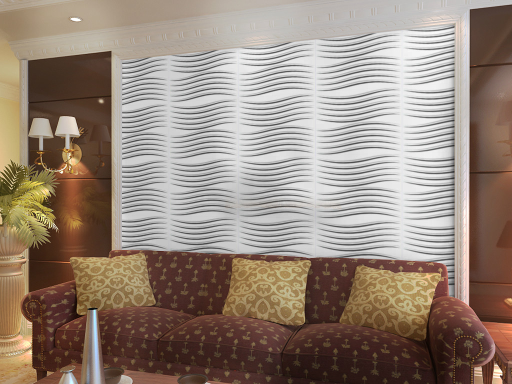 Textured Wall Coverings Modern Fashion Modern Textured 3d Wall Decor Panels 3