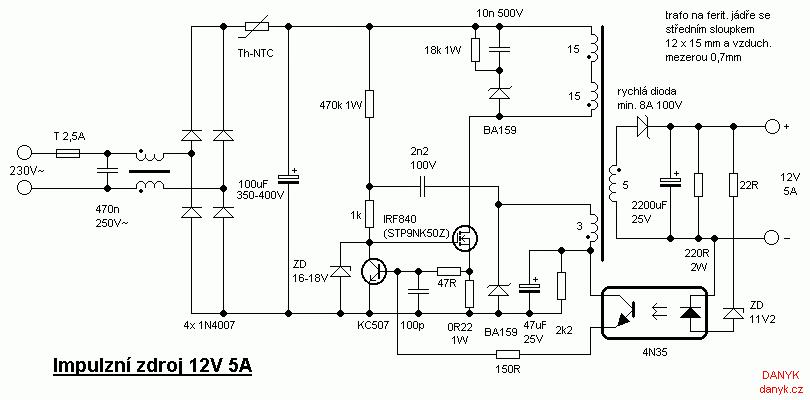 simple ups 12v