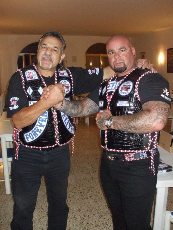Tattoo Bonn So That Maltese 'bikie' Who Had His Residence Visa
