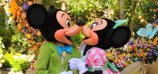 Mickey & Minnie - Springtime Roundup at Disneyland