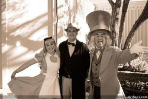 Mr. DAPs, Alice in Wonderland, Mad Hatter