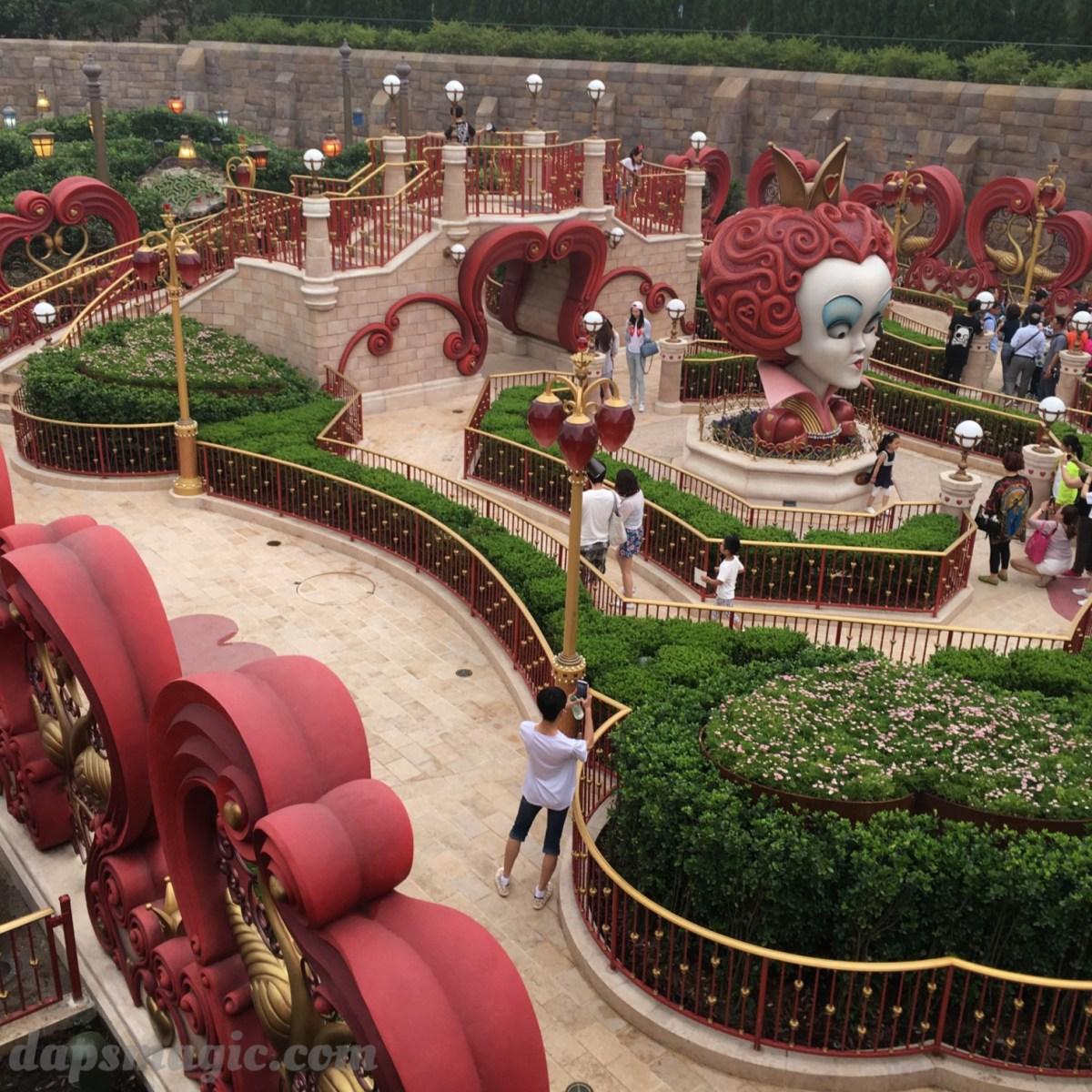 Fantasyland - Shanghai Disneyland In Detail