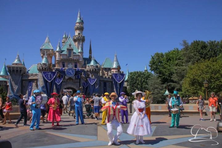 Disneyland Resort July 10, 2016-17