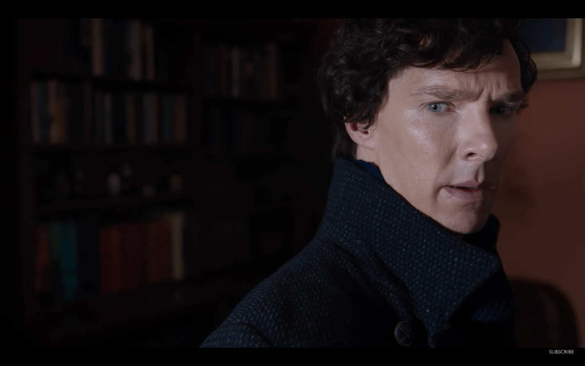 Sherlock Season 4 Trailer Released at Comic-Con