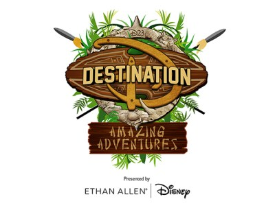 2016 Destination D: Amazing Adventures Logo