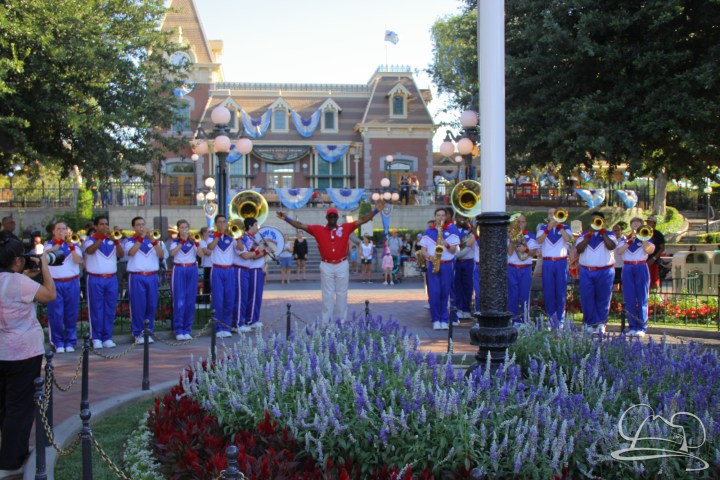 Final Day of Disneyland Resort 2016 All-American College Band-18