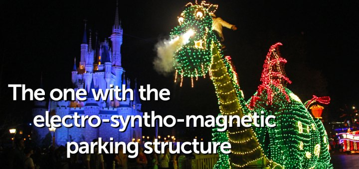 The one with the electro-syntho-magnetic parking structure - Geeks Corner - Episode 546