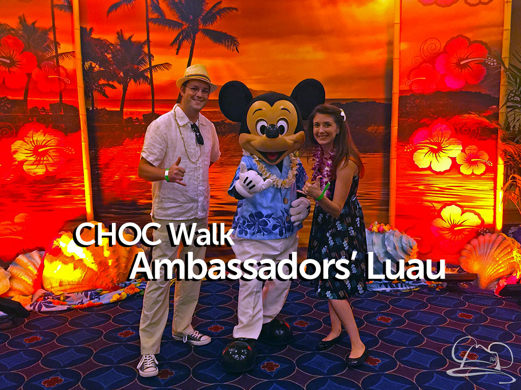 2016 CHOC Walk Ambassadors' Luau: A Fun Chance to Support a Great Cause
