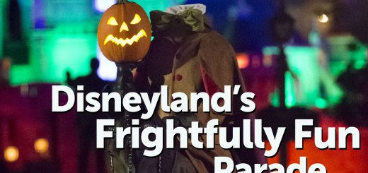Disneyland's Frightfully Fun Parade has Arrived