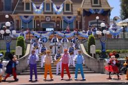 Mr. DAPs Covers Disneyland's Diamond Celebration - July 17, 2015