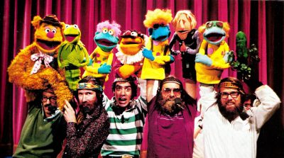 The Muppet Show - Muppeteers