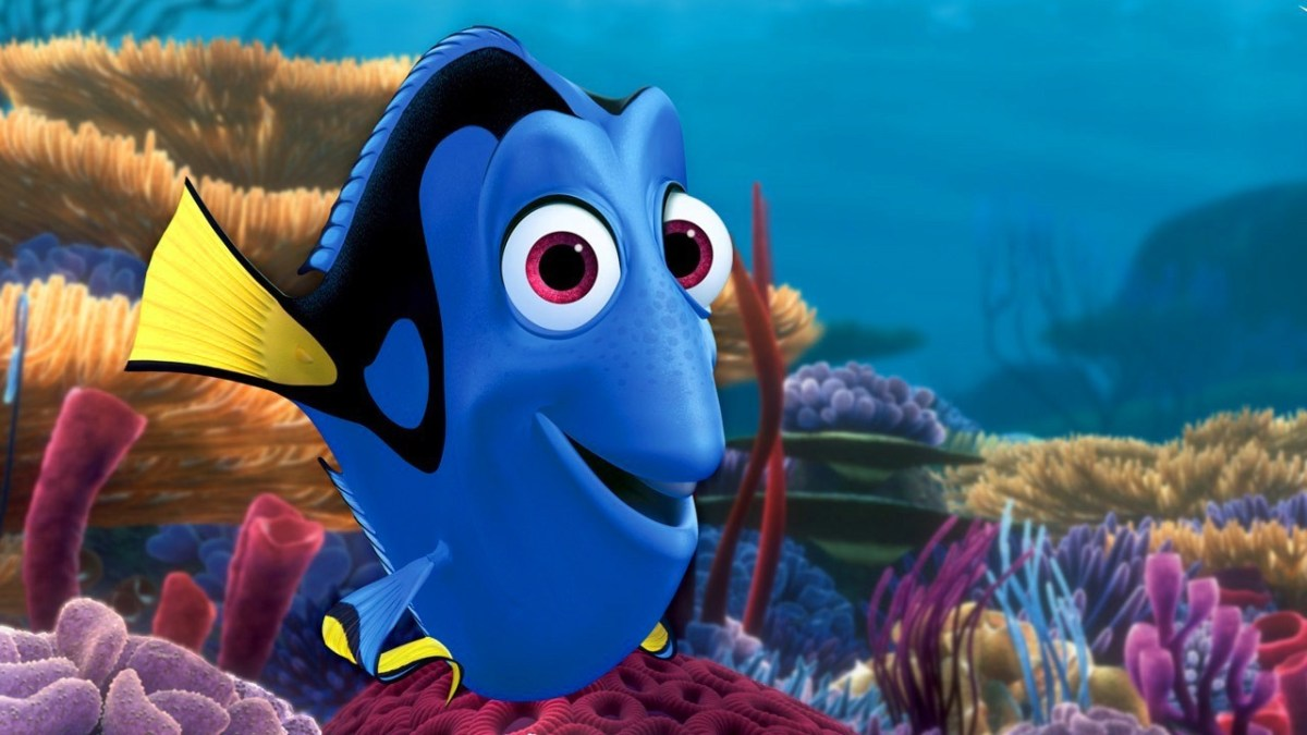 Finding Dory - Mr. DAPs Home Entertainment Review
