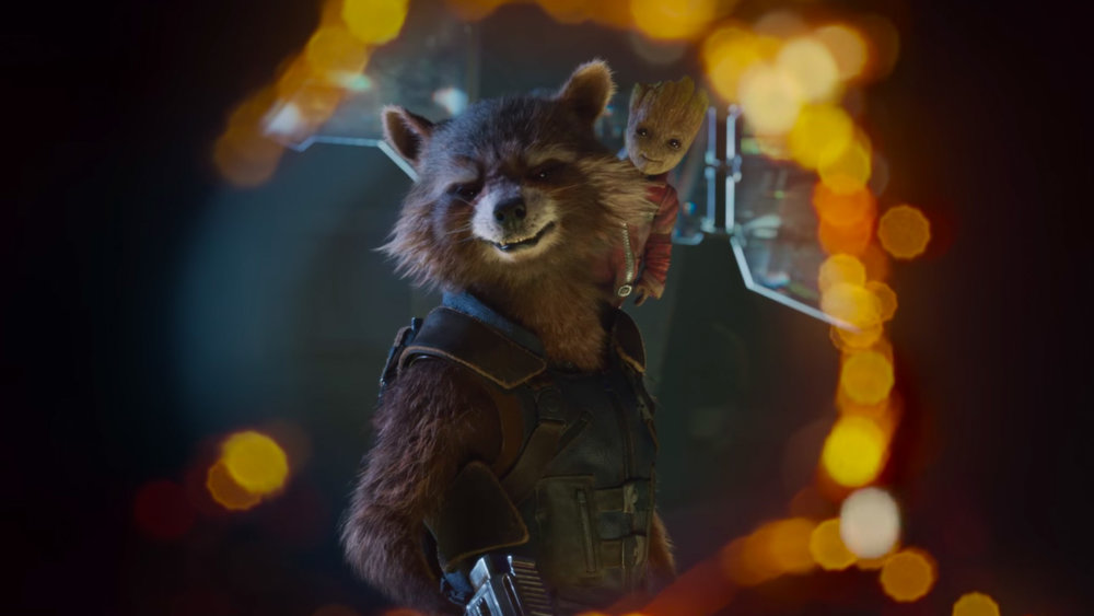 Guardians of the Galaxy Vol. 2 Sneak Peek Is Here!