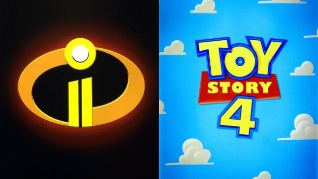 Pixar Announces Release Dates for The Incredibles 2 and Toy Story 4