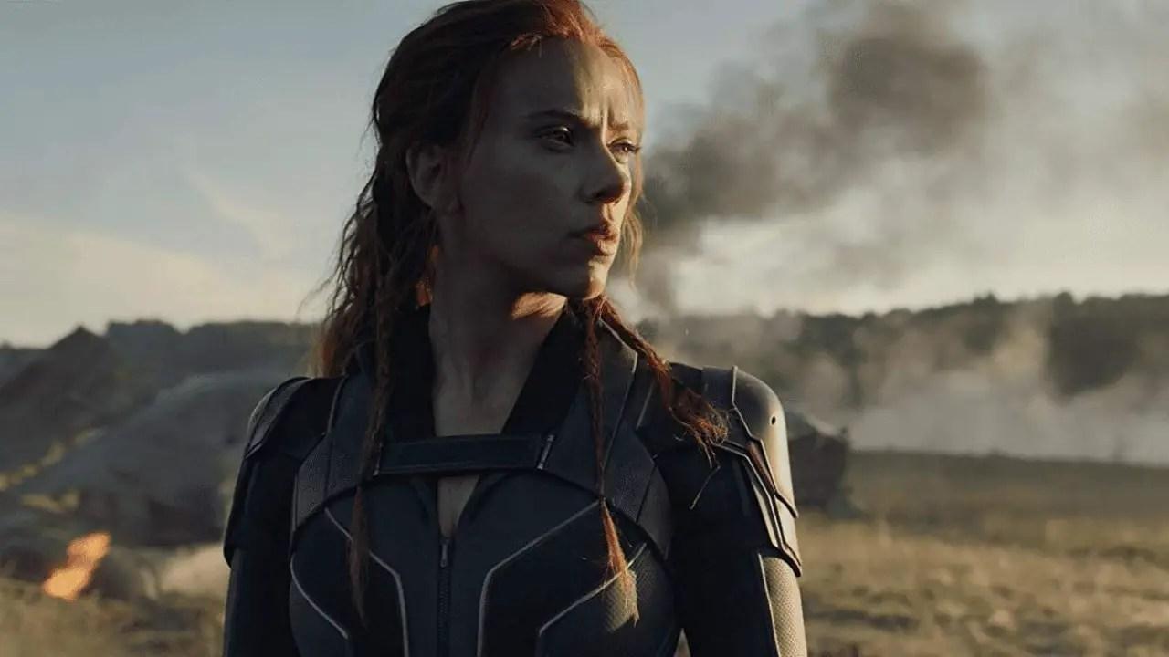 Black Widow's Scarlett Johansson Sues Disney Over Disney+ Release of Movie