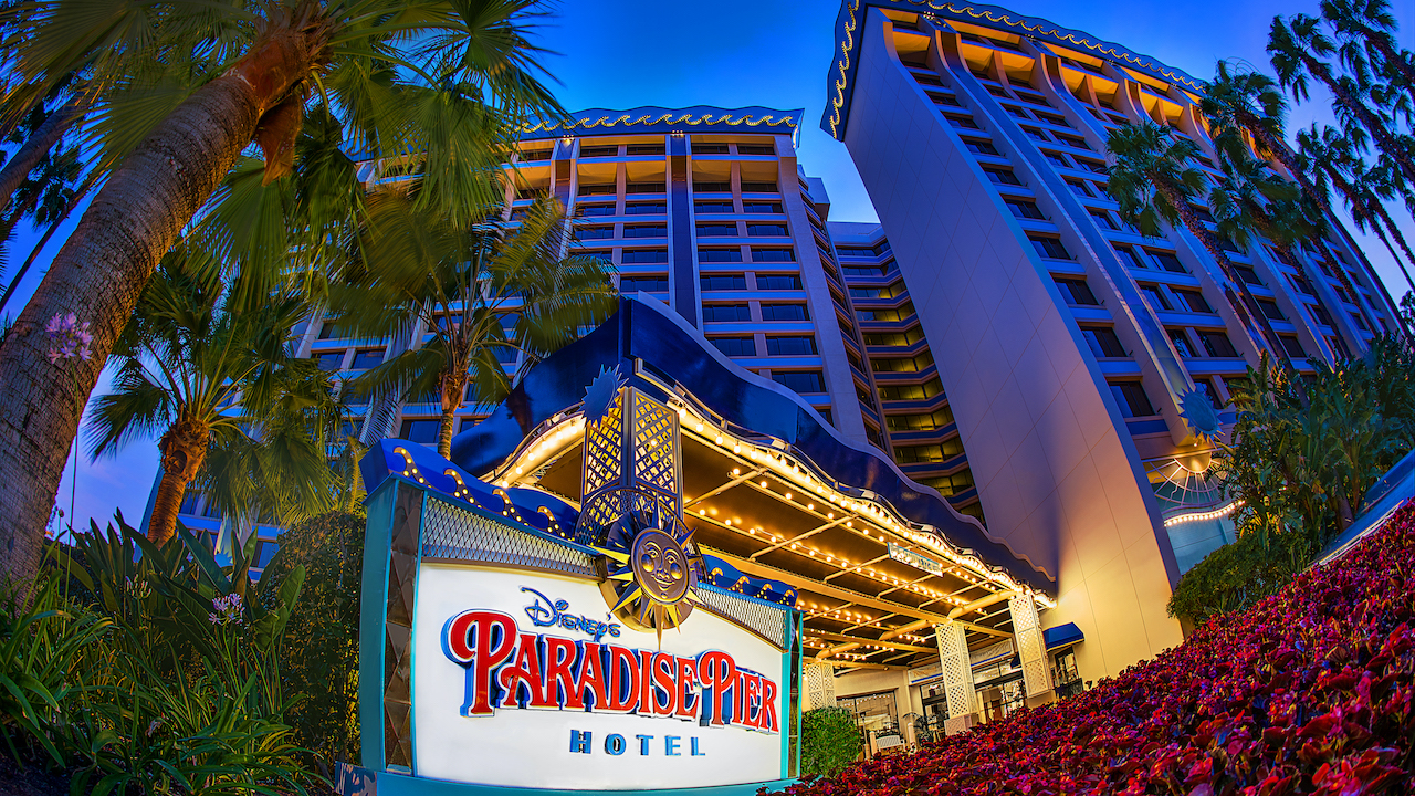 Paradise Pier Hotel to Open at Disneyland Resort on June 15