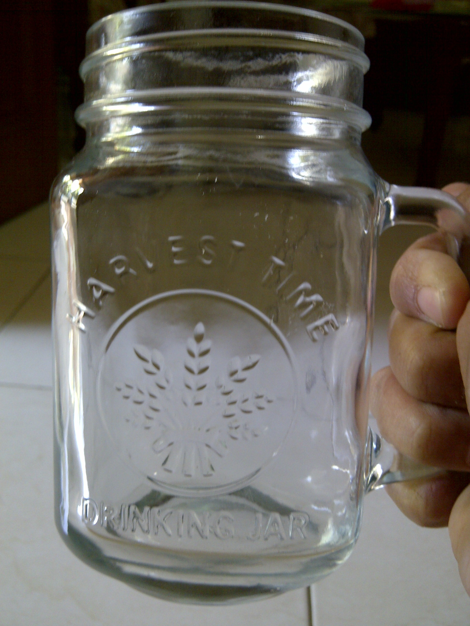 Rumah Toko Harvest Time Glass Jar For Cafe – Resto – Coffee Shop