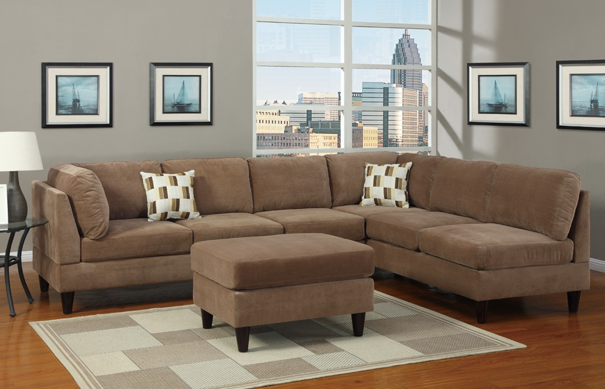 Microfiber Sectional Sofa Buy Simple And Easy To Maintain Microfiber Sofa