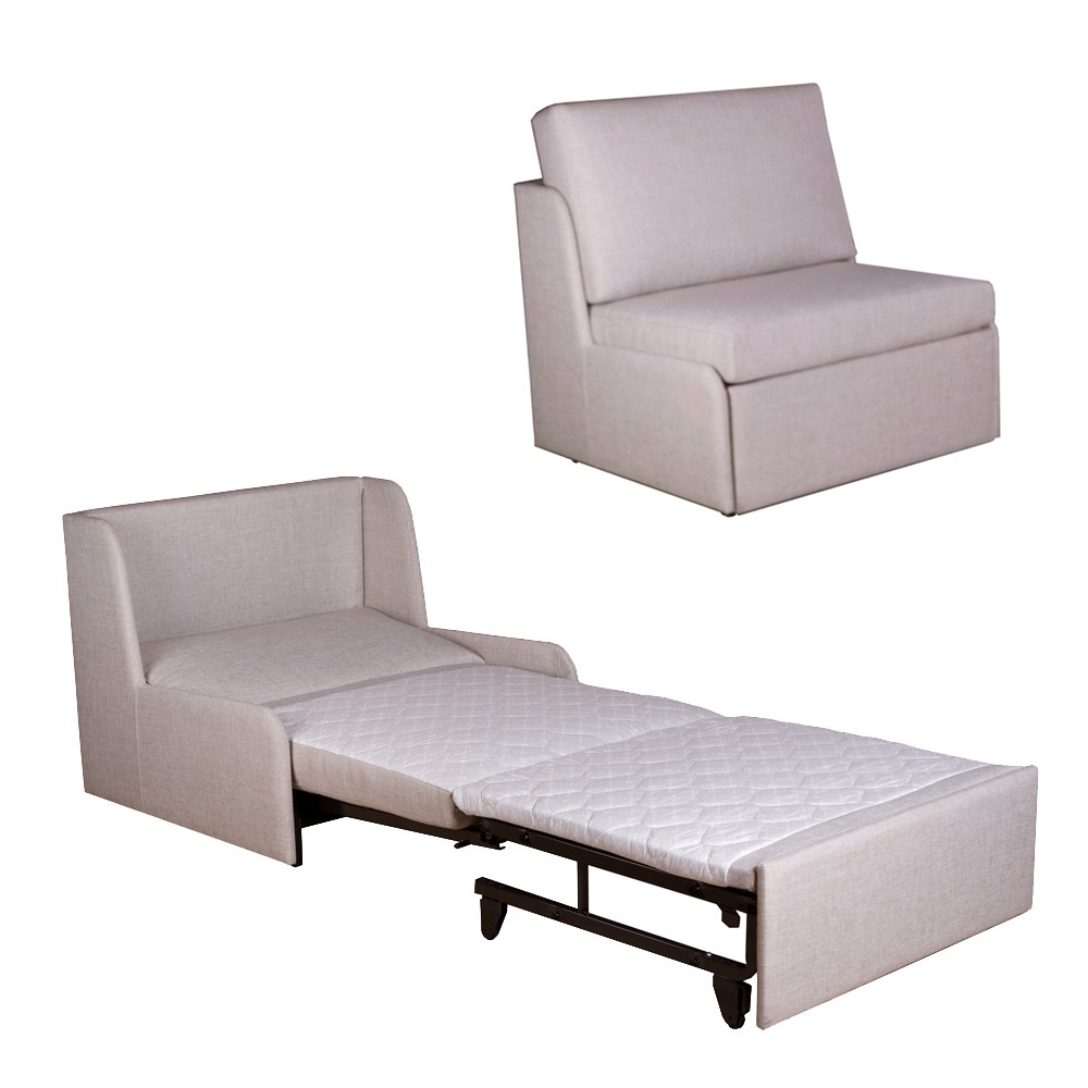 Single Sofa Beds Utilize Unused Area Of Your Room With Single Sofa Bed Chair