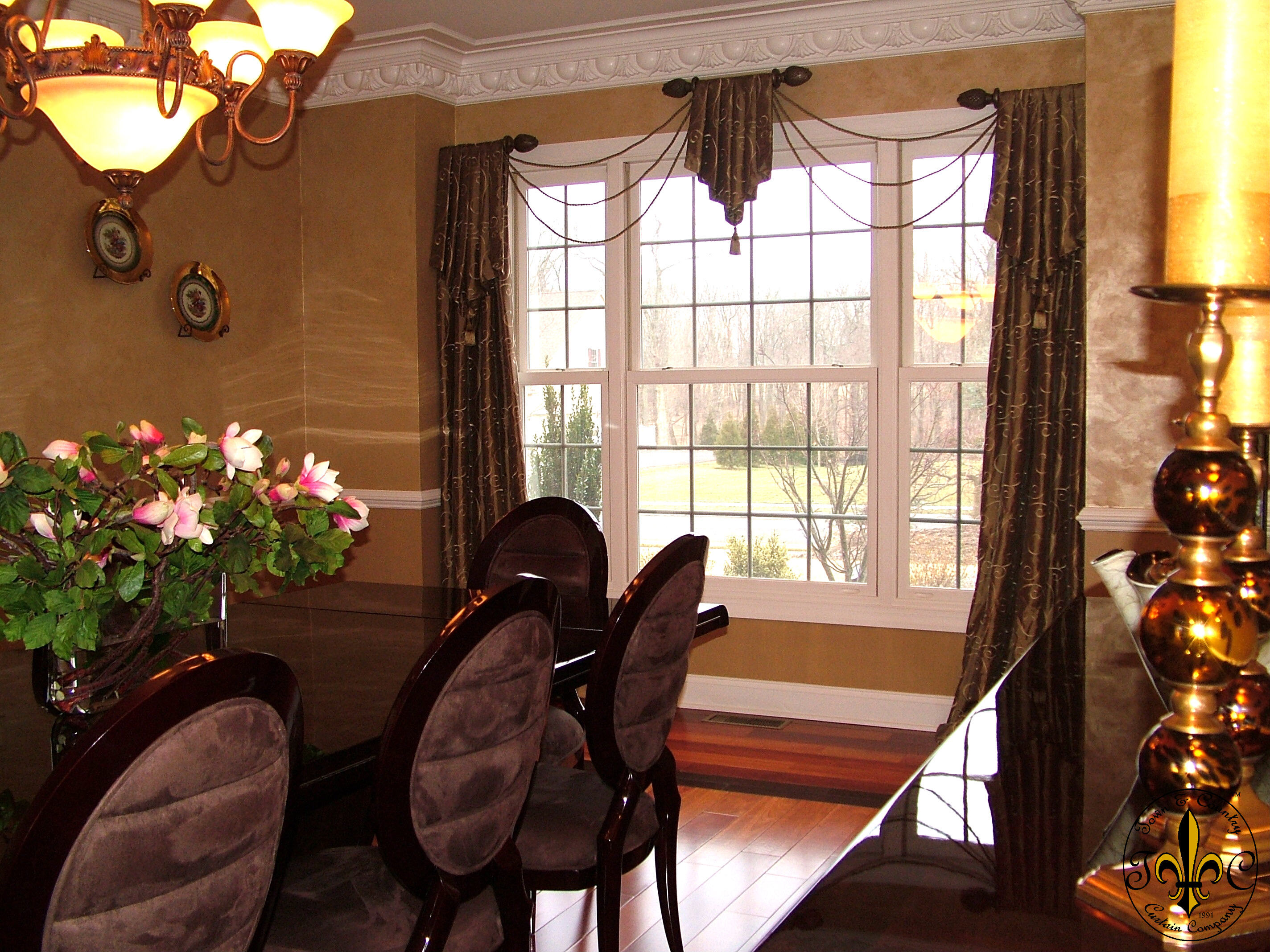 Custom Draperies Dallas Invest In Quality Custom Window Treatment Of Your House