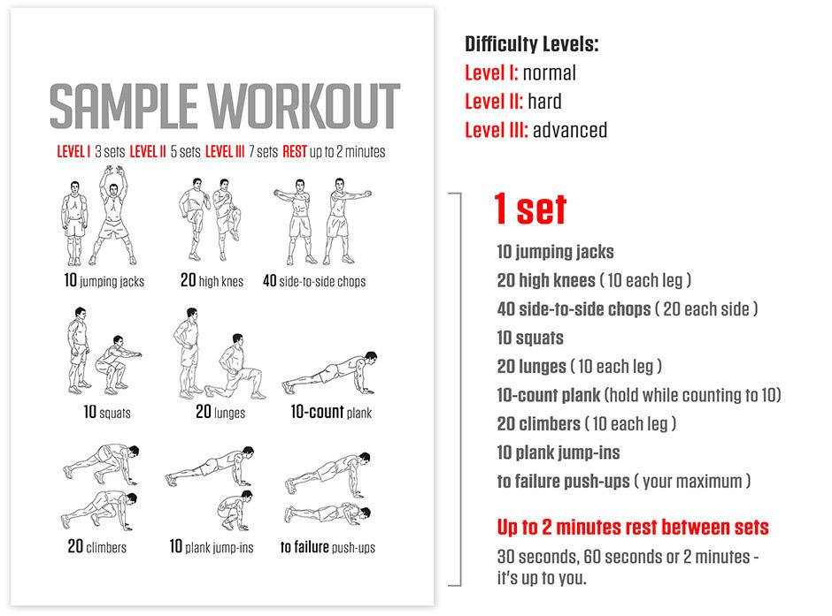 Workout Manual