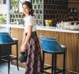 【今日のコーデ】流行チェックで決める!秋の最旬スカートスタイル