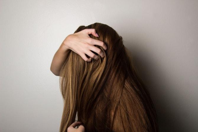 髪の毛をサラサラにする方法