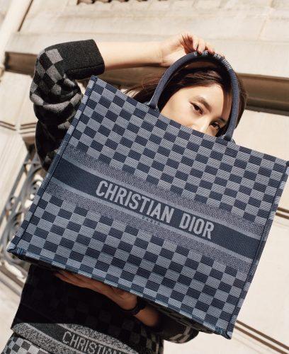 あの人気トートも!ディオールの日本限定「チェック」コレクション【クリスマスプレゼント2018】
