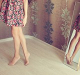 「自分の裸を鏡でチェックする」女子は約9割!【美意識調査】