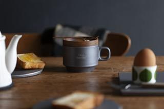 美しい♡まさかの「瓦」で作られたお皿やカップがお洒落すぎる【本日発売】