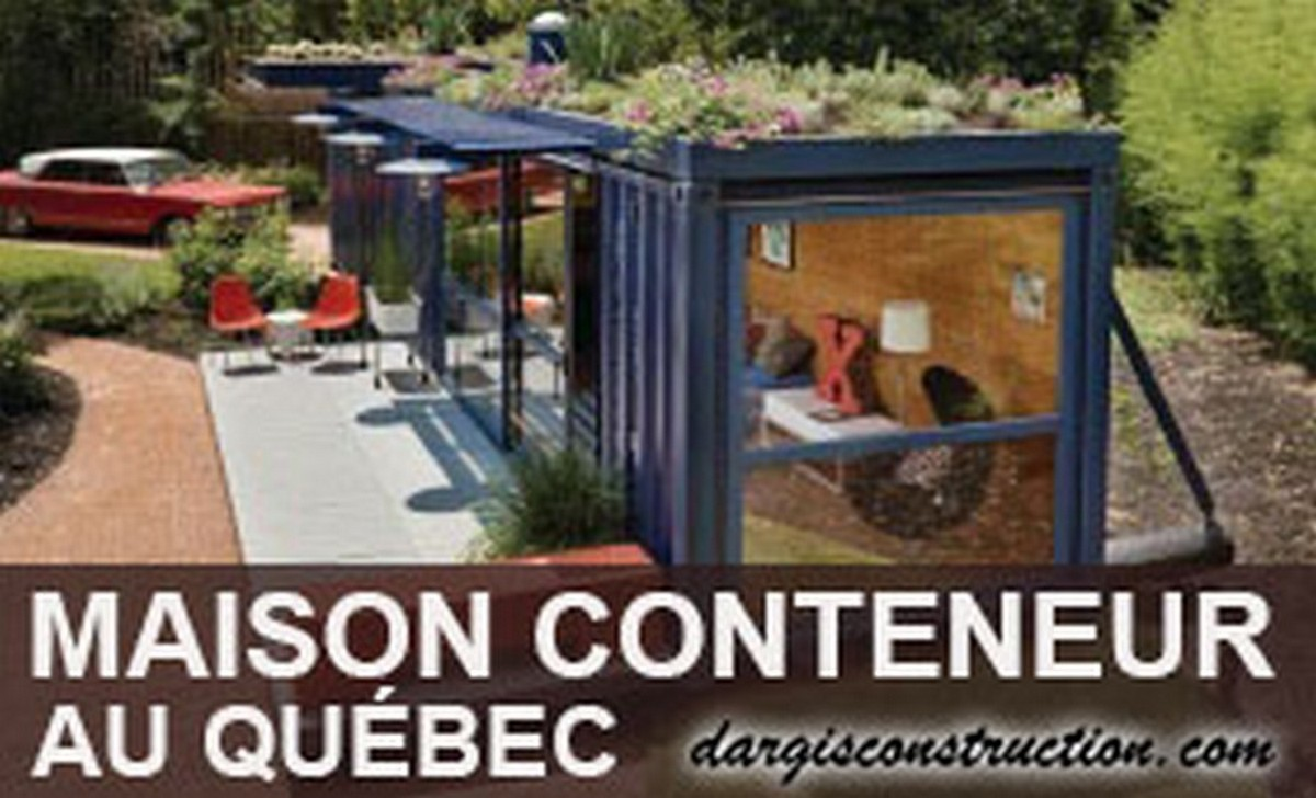 Comment Construire Sa Maison Container Maison Conteneur Entrepreneur General Construction Container Plan