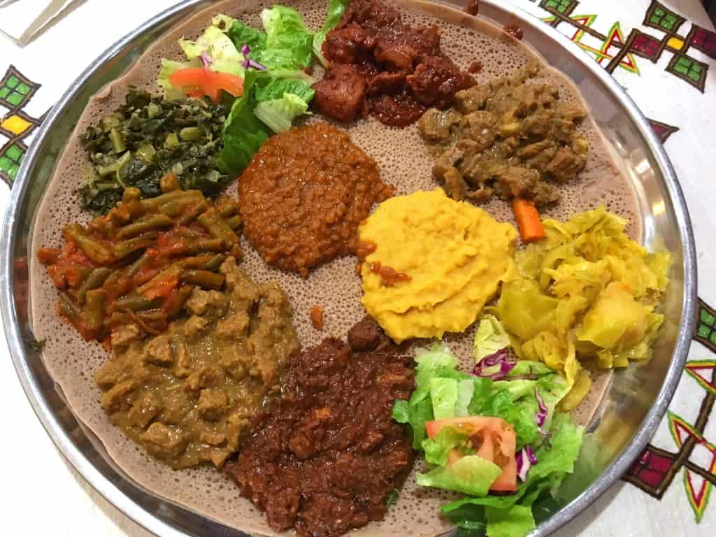 Cuisines With Spicy Food Doro Wat Ethiopian Spiced Chicken