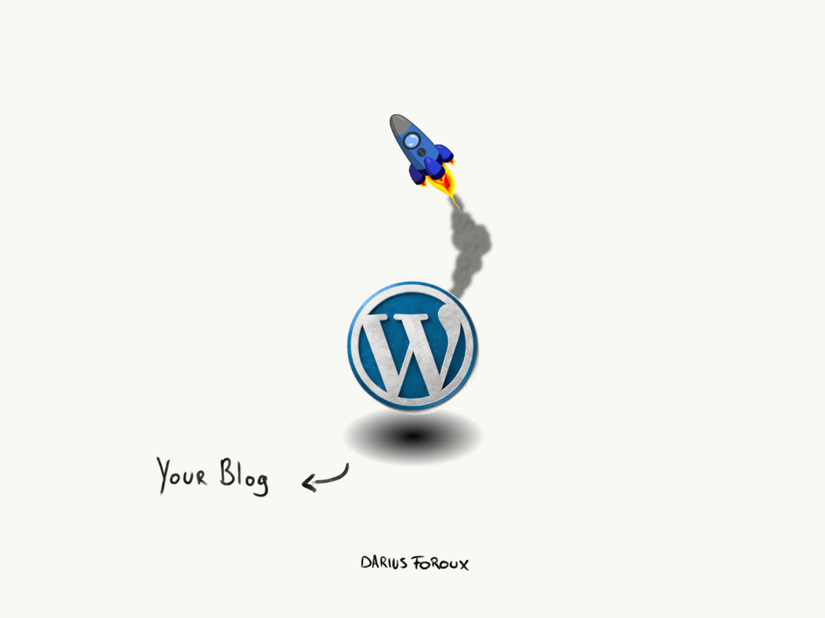 Blog Blogspot Wordpress How To Start A Blog Without Knowing How To Code Darius Foroux