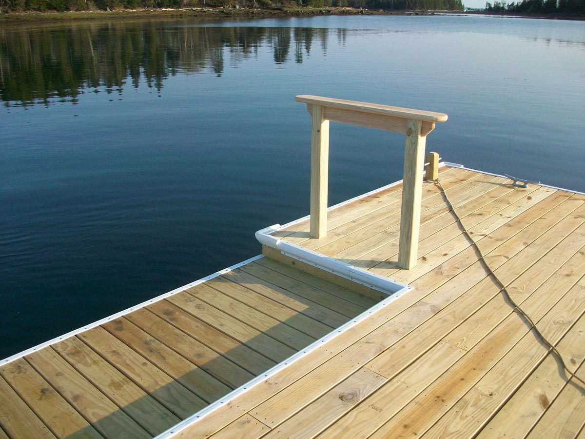 Dock Floats For Sale Floats Mooring Service Dark Harbor Boat Yard 7 Acre Island