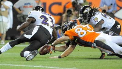 Rough Cut: A raw edit from the Ravens' season opening loss to the Broncos in Denver