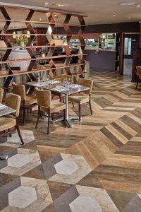 Geometry looks glamorous in new Bristol restaurant | RIBAJ
