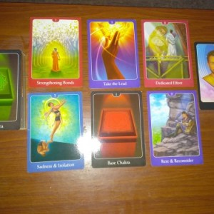 Psychic Tarot of The Heart