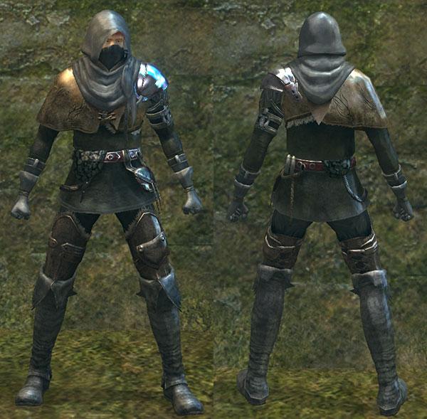 Thief set dark souls wiki